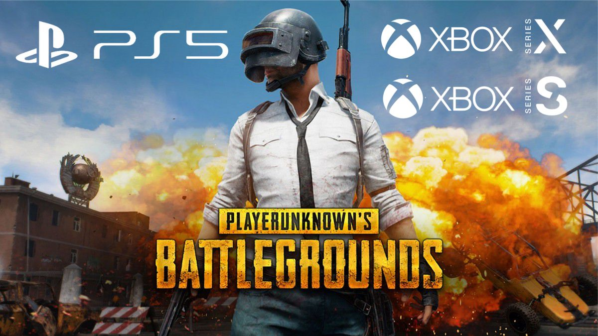 pubg playstation 5 xbox series s x