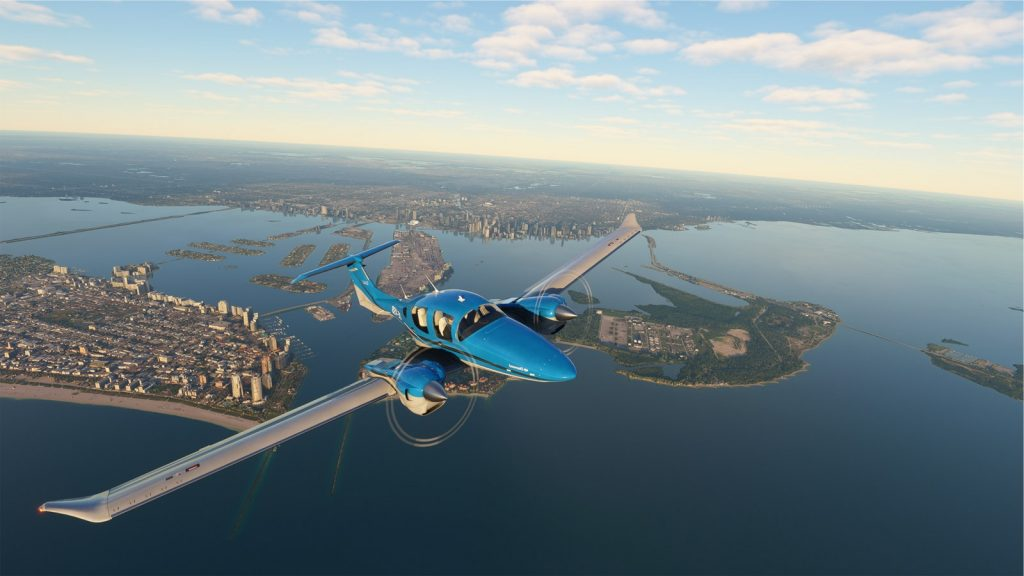 Microsoft Flight Simulator 2020 wallpaper